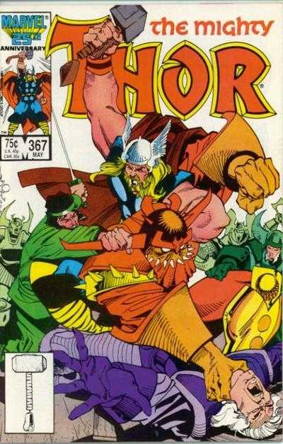 mighty thor 1966 367