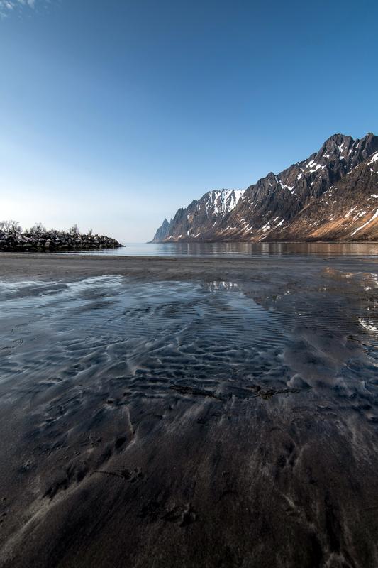 Ersfjord beach