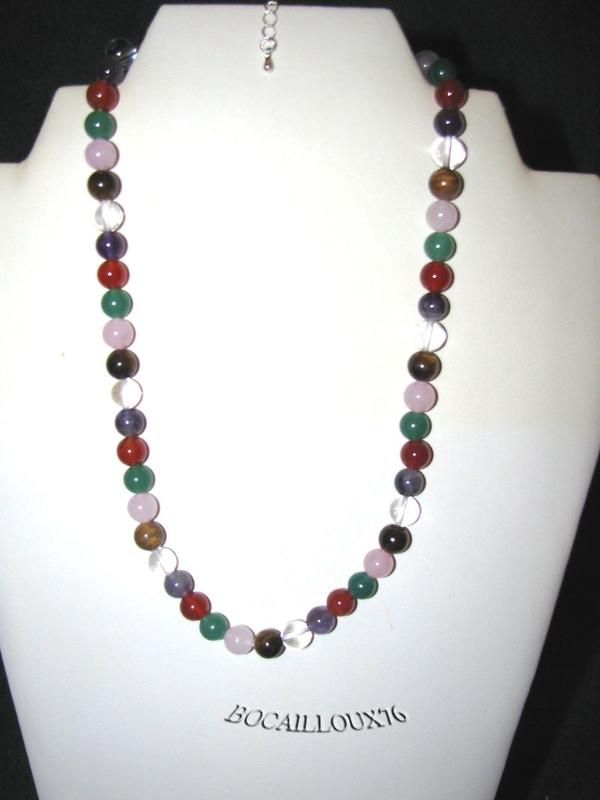 Collier Perles TUTTI-FRUTTI 2 (2)