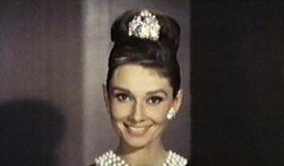 Audrey en tant que Holly Golightly