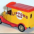 Altaya Corgi 16 Ford T Liptons Teas A 2