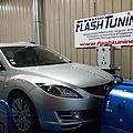 Suppression filtre à particule (fap) mazda 6