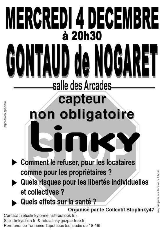 Conférence Gontaud de Nogaret