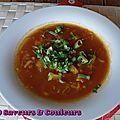 Soupe détox & bien-être (tomato-chou !)