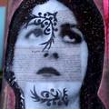 101 - Henné face