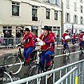 Carnaval de Limoges 2012 : Bicycle opend crescendo (Hollande)