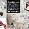 Une semaine à l'atelier # 71 : entre mariage bucolique et mariage coloré ...