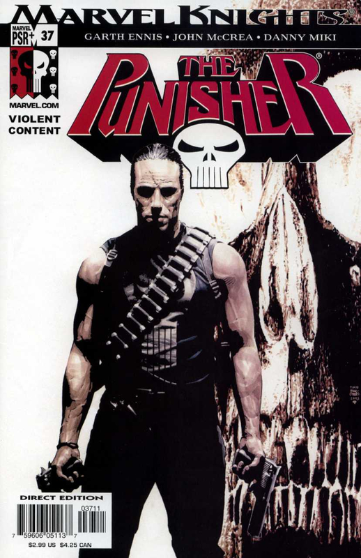 punisher marvel knights V3 37