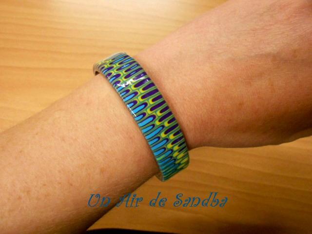 Bracelet rigide Amara (5)