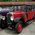 De dion bouton type it berline-1921