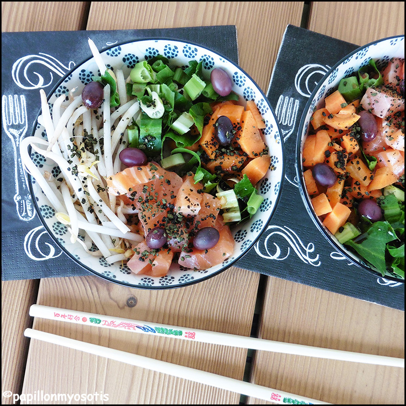 Poke Bowl au Superfood