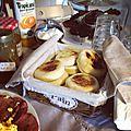 Muffins anglais de Géraldine
