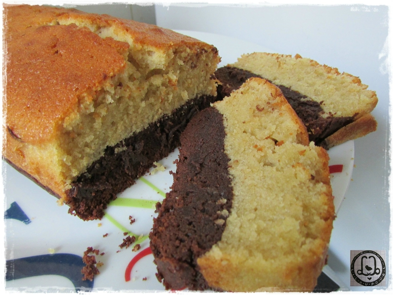 Lilou pour L - Gâteau bi-goût
