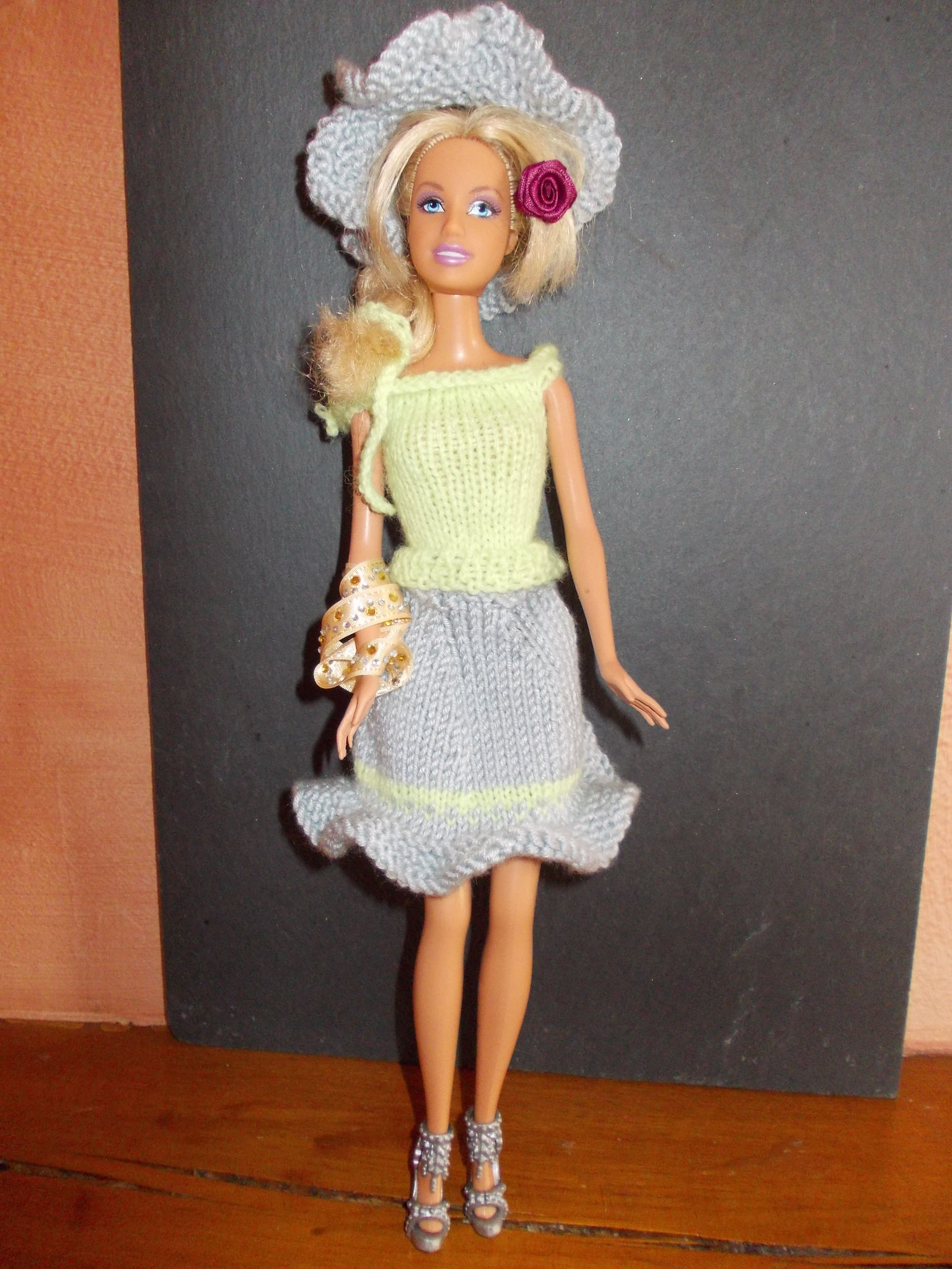 Barbie :je sors avec mon ami