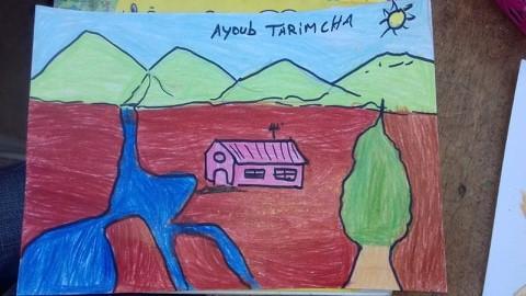 Dessin d'Ayoub