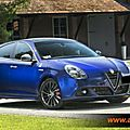 Location alfa romeo giulietta automatique