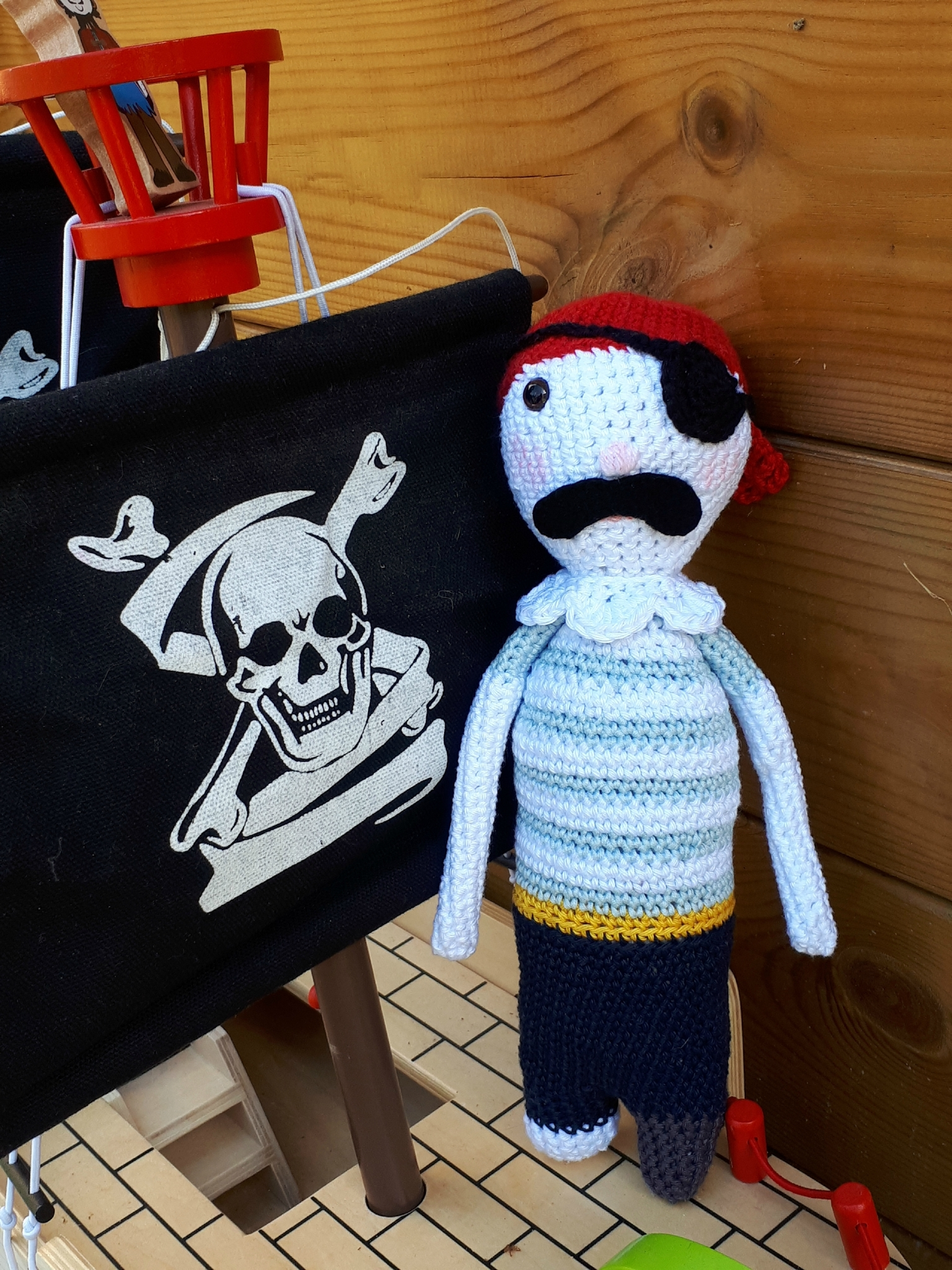 Pirate en vue!!!