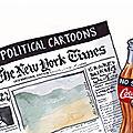 Le new york times sans dessins politiques