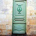 Les portes de l'Ile de Ré.)
