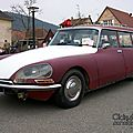 Citroën ds 20 break