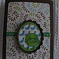carte Pâques 2011