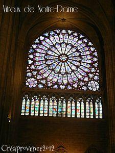 vitraux NDame
