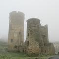Château de mercoeur commune de st privat d'allier 43