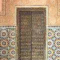Mon amour des portes