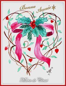 Carte Vœux 2012 6