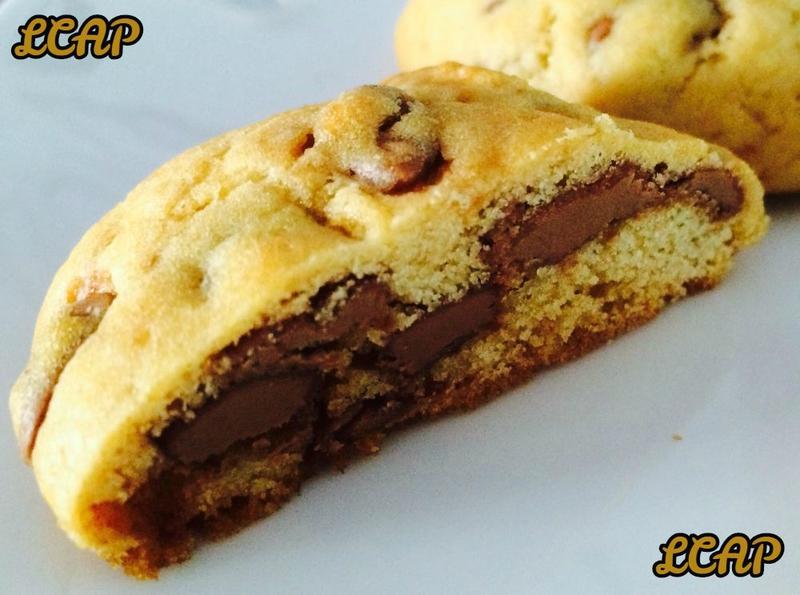 cookies au chocolat praliné - LA CUISINE DANNA PURPLE (2)