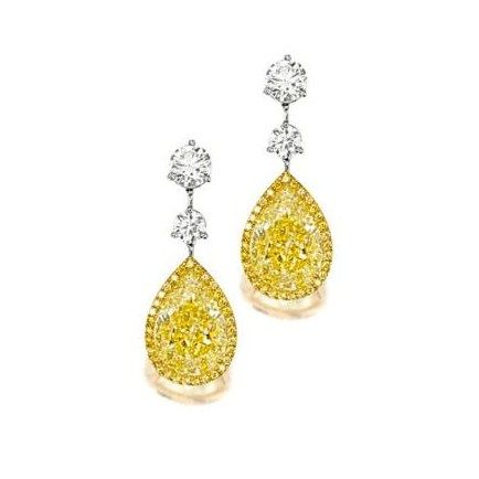 Yellow Diamond Jewelry Sotheby S magnificent Jewels