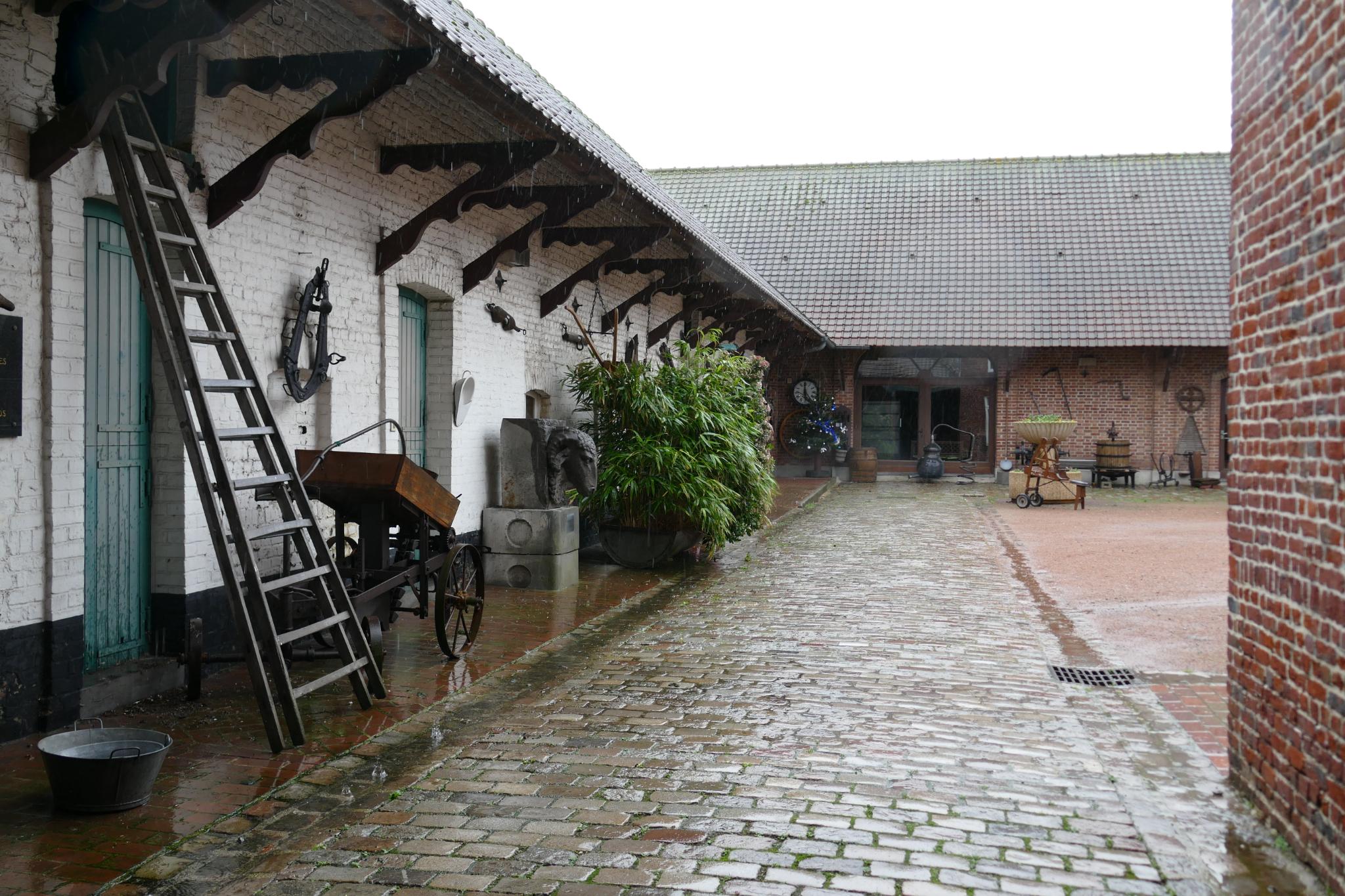 13 décembre 2019 - Week-end dans les Hauts de France : Le Musée des Arts et Traditions Populaires de Wattrelos