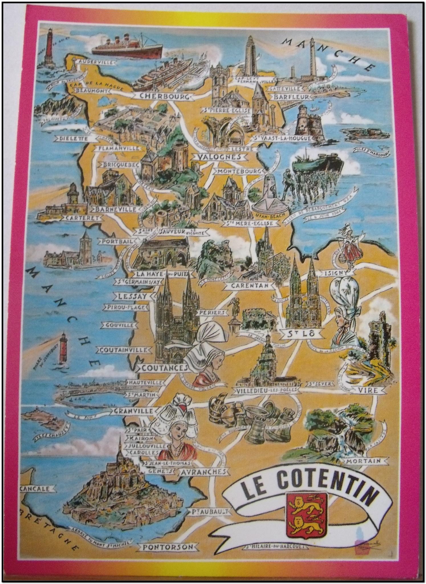 Cotentin - datée 1992