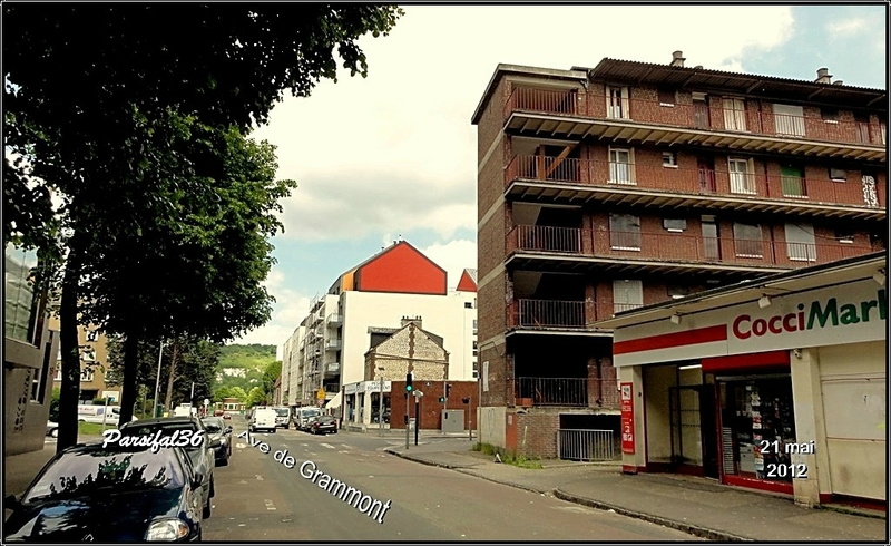 02 - 2012 -Ave de Grammont