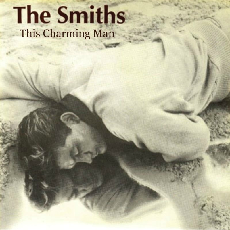 The Smiths this Charming man cover album pochette
