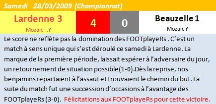 championnat_Beauzelle