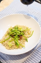Risotto-asperges-sauvages-26