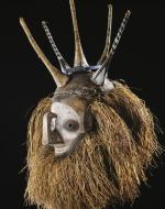 masque zoo antropomorphe