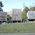 Bayonne, avenue André Malraux, habitations (64)