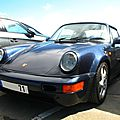Porsche 911-964 turbo look (1990-1994)