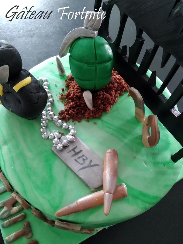 gâteau fortnite1