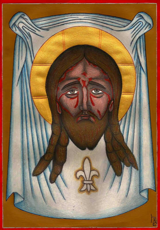 Face Outragée de Jésus-1