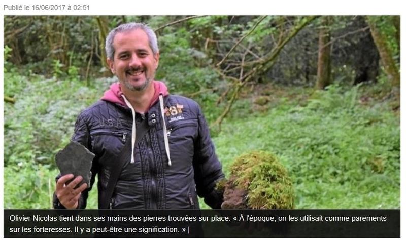 Ouest France - BOURBRIAC 16
