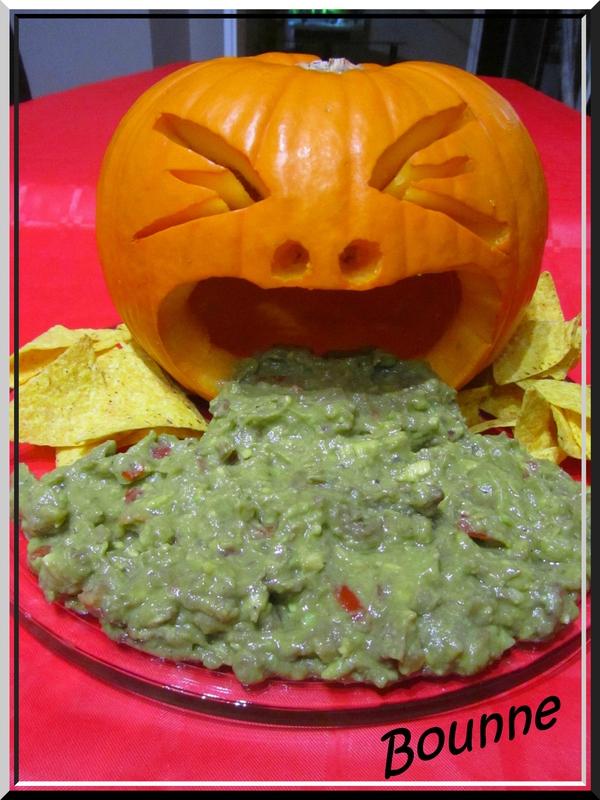 Vomit de citrouille Halloween (5)