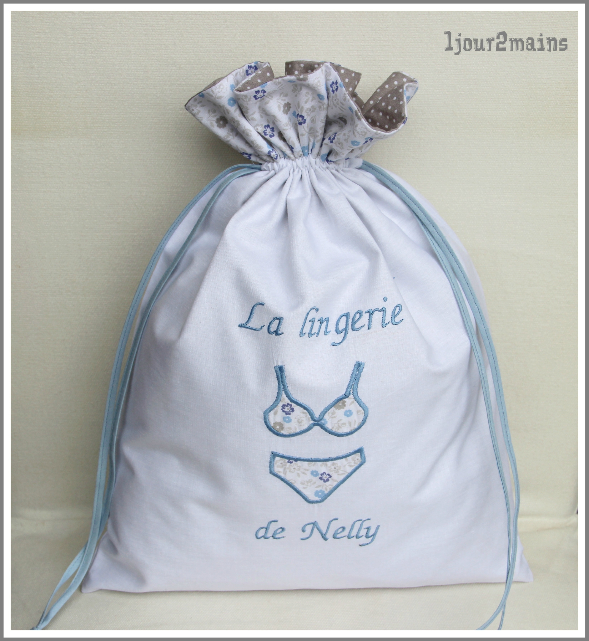 sac lingerie nelly