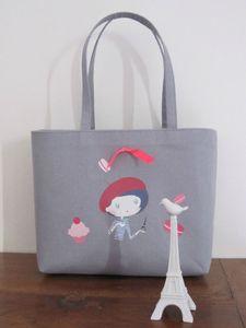sac décoré