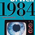 1984, de george orwell, traduction de josée kamoun