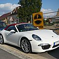 Porsche 911 carrera s type 991 cabriolet 2012
