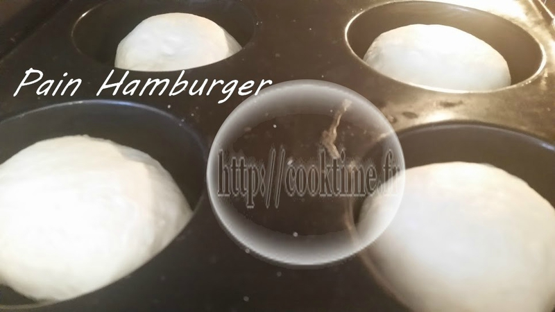 Pain Hamburger Thermomix 2