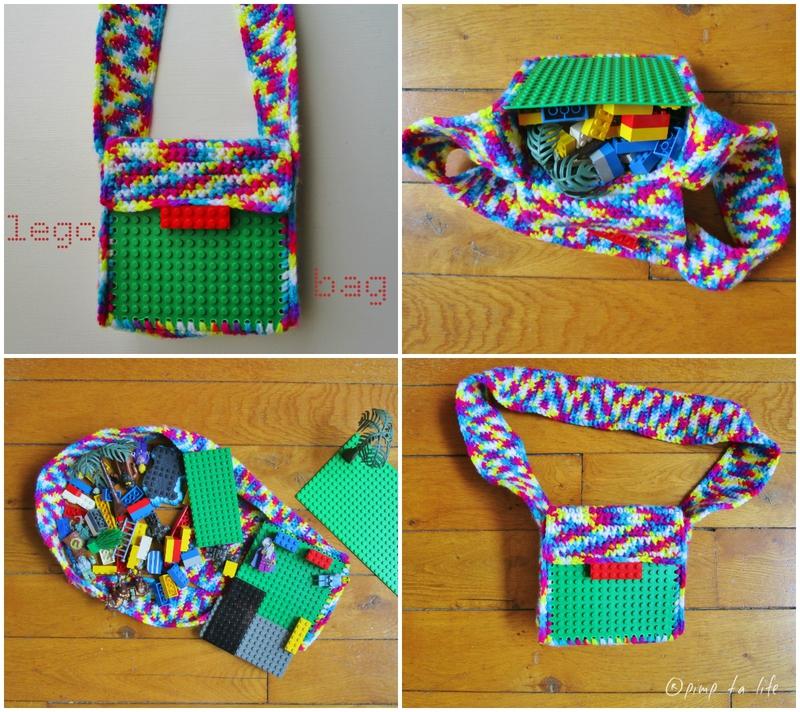 ®pimp ta life lego bag
